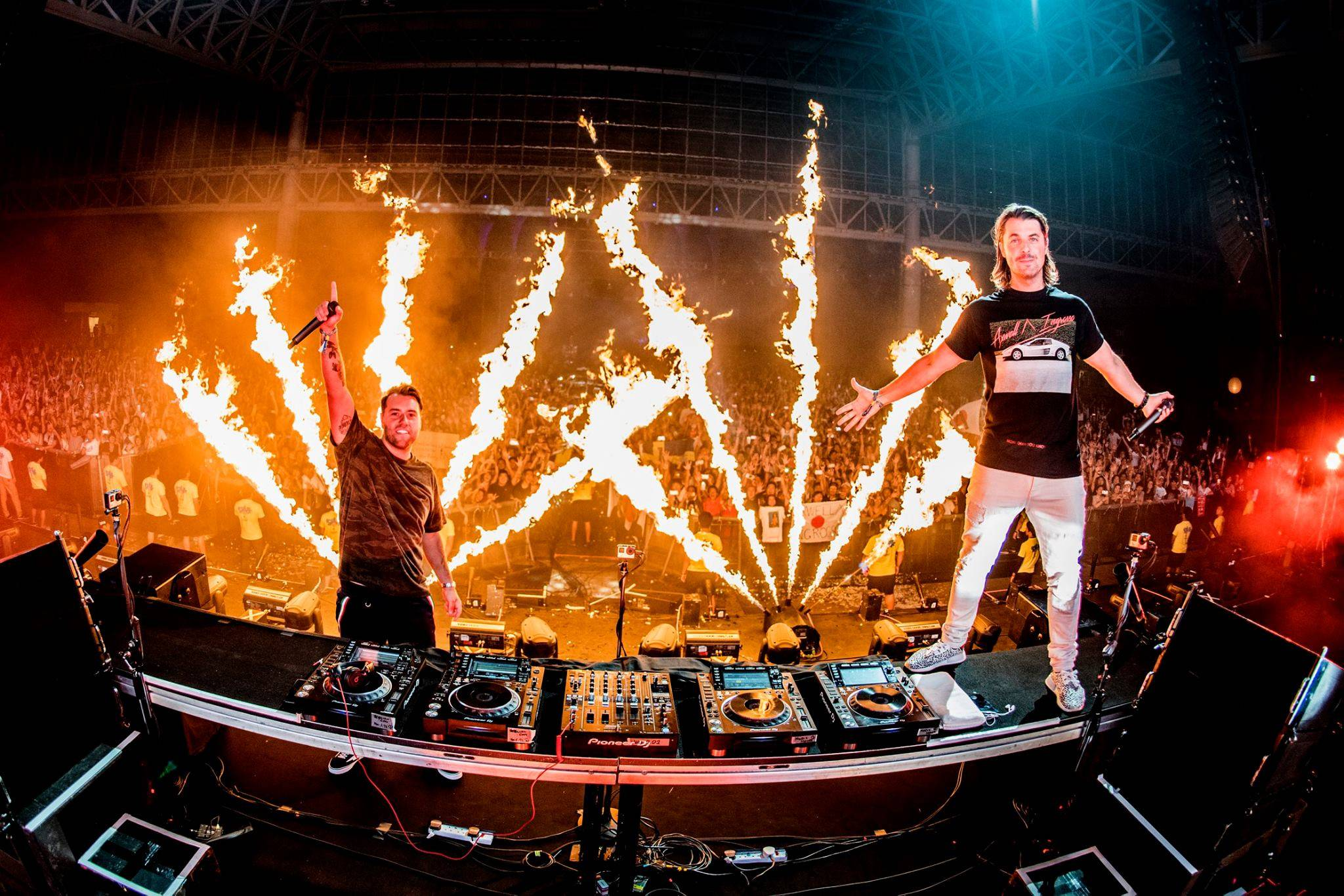 Axwell-Λ-Ingrosso
