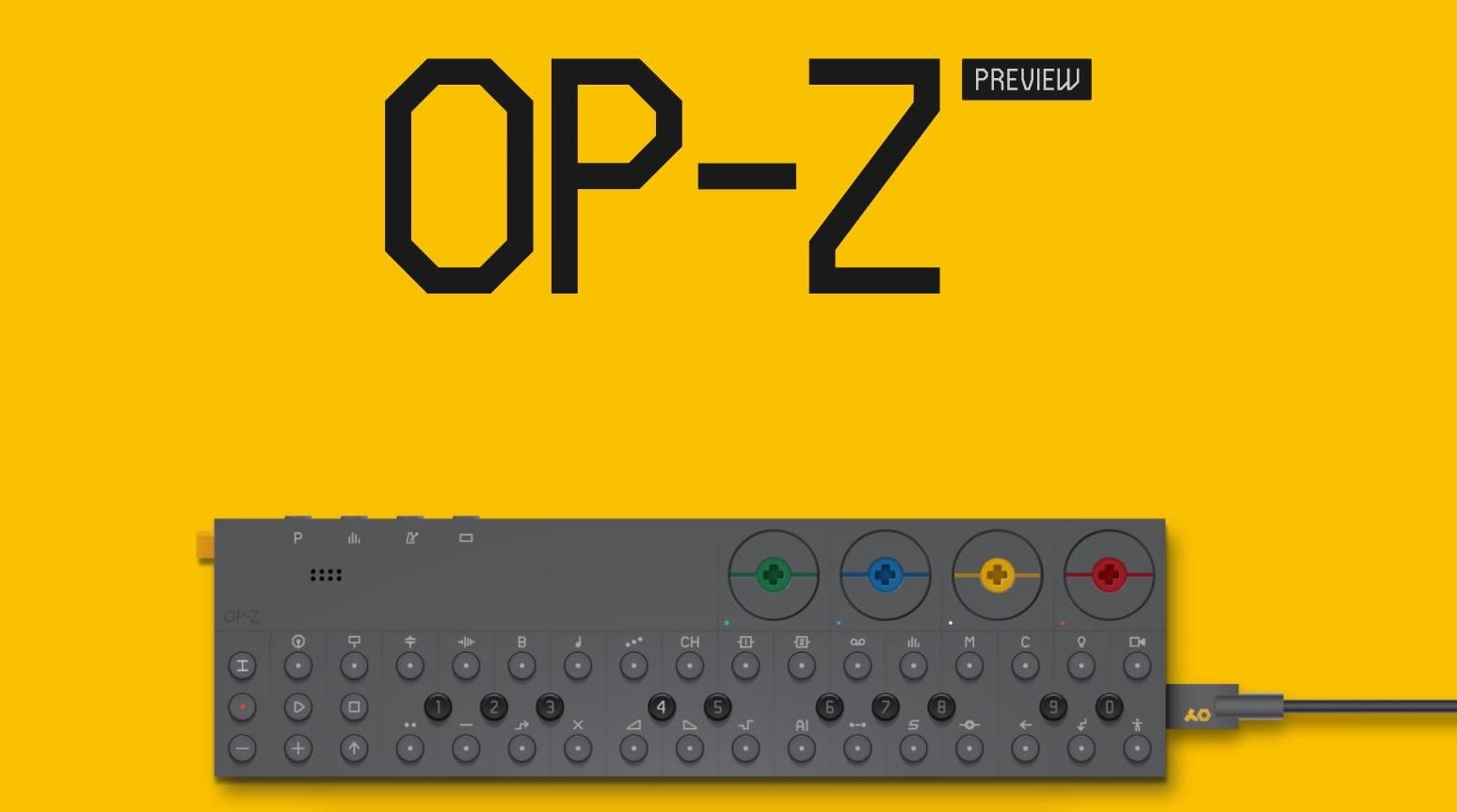 OP-Z-Preview