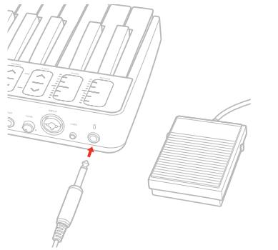如接入电容话筒需开启48v幻象电源开关.